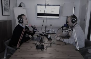Photo de Matthieu Stefani et Laurent Kretz, hosts du Panier