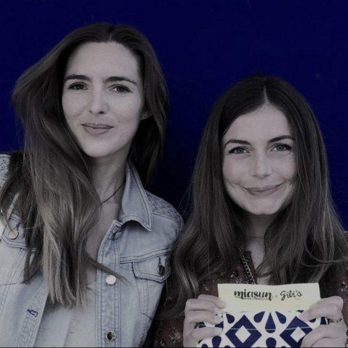 Photo de Valériane Voirin et Hortense de Pontabry, épisode 6, Miasun