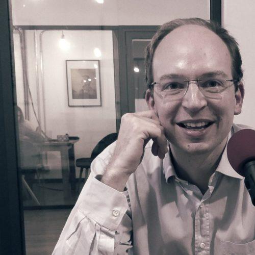 Photo de Benoit Vasseur, épisode 24, fondateur d'Allobéton