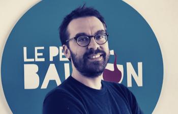 Photo de Grégoire Remy, épisode 28, Directeur Data et Marketing Digital chez Le Petit Ballon