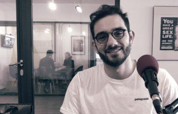 Photo de Alexandre Ali, épisode 26, cofondateur de PandaTea