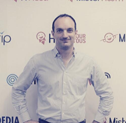 Photo de Frédéric Pilloud, épisode 34, directeur e-commerce de MisterFly